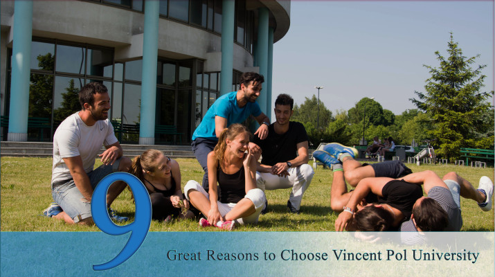 Why Vincent Pol University